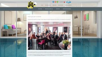 visuel - conseils page présentation de l'agence immobiliere site immobilier Blain immobilier