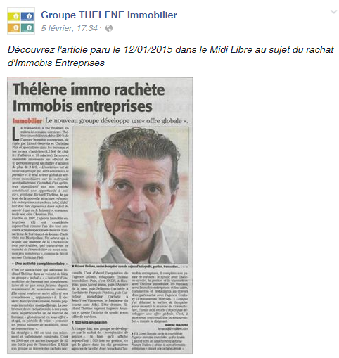 Retombées-presse-Facebook-Thélene-immobilier