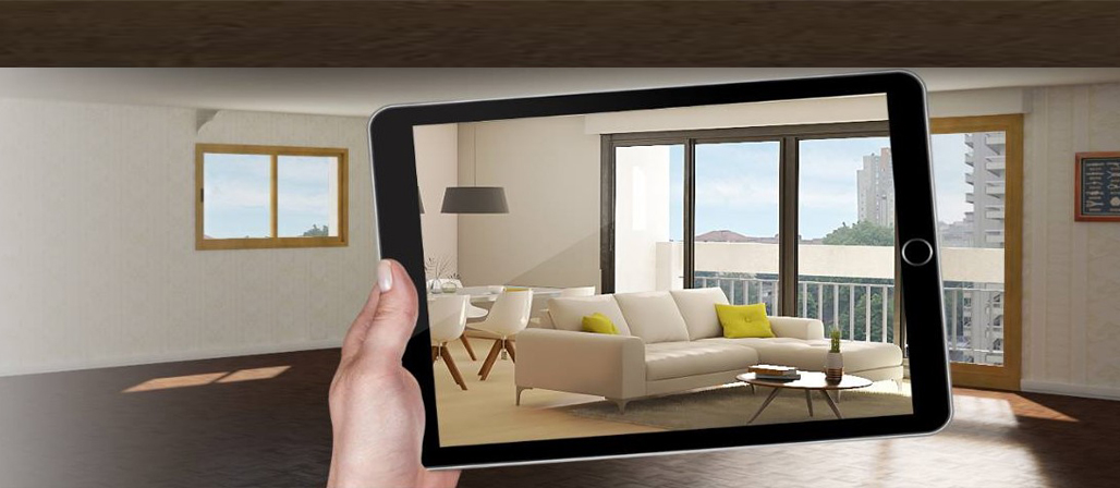 Rhinov : home staging digital