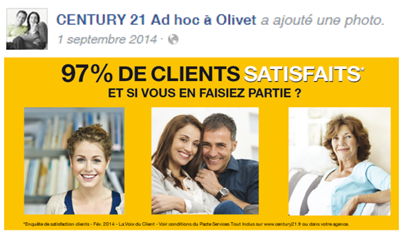 Témoignages-clients-century21-Facebook