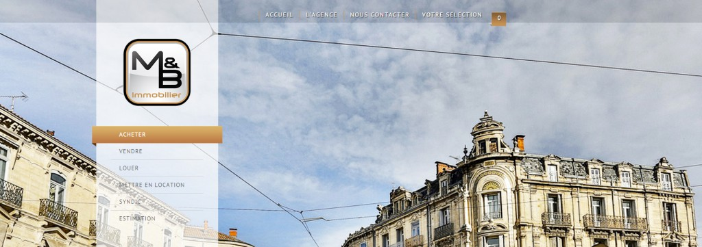 Agence immobilière M&B Immobilier