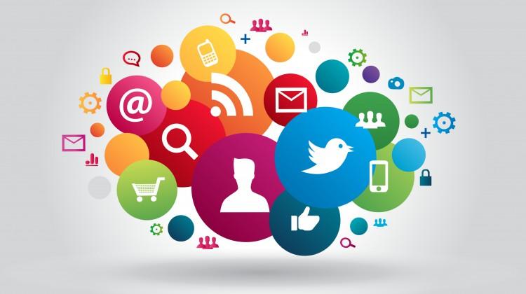 Infographie : les réseaux sociaux