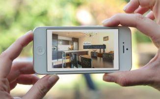 Application pour annonces immobilières