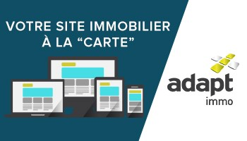 image illustrant les sites Adapt immo sur immomatin