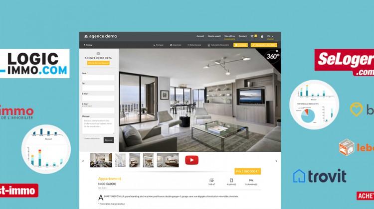 choisir portail immobilier avec Adapt immo logiciel