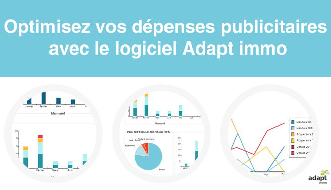 modules statistiques adapt immo optimiser dépenses publicitaires