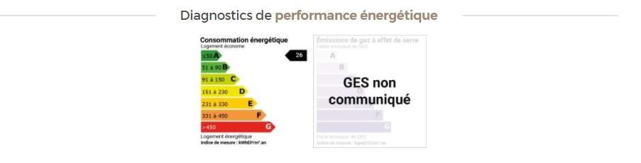 diagnostic de performance energétique immobilier