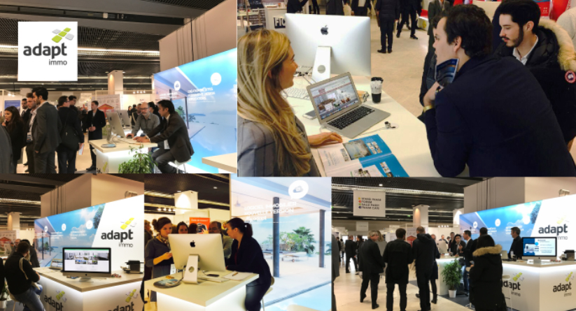 salon 2016 en image adapt immo