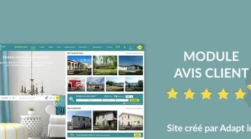 image avis client immobilier