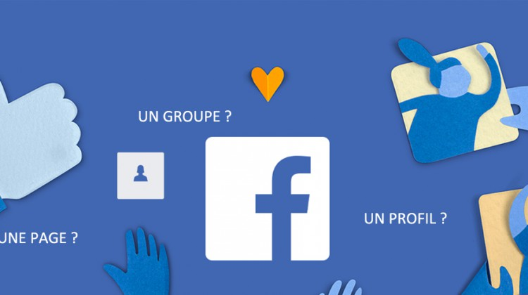 facebook- une page profil groupe