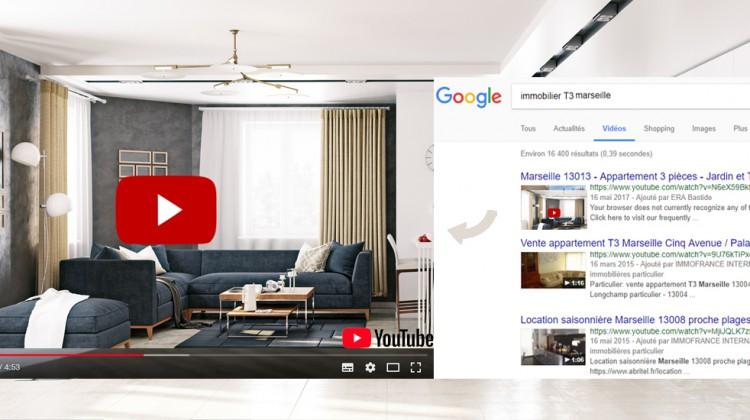 rédaction annonces immobilière video
