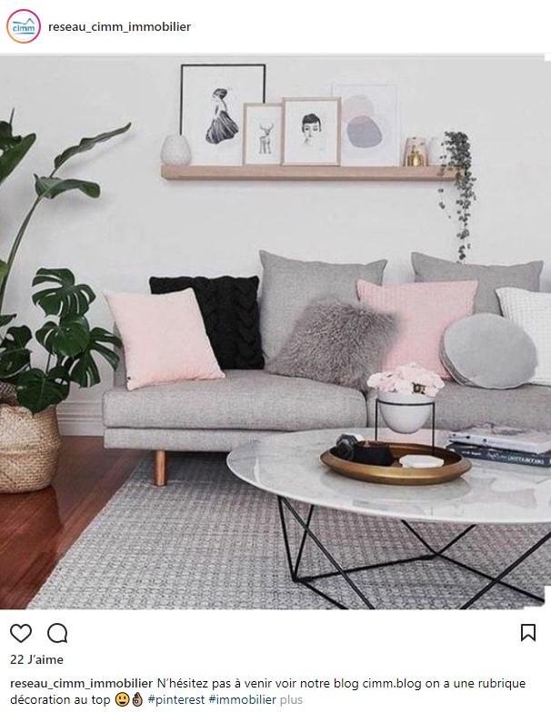 instagram immobilie reseaux sociaux