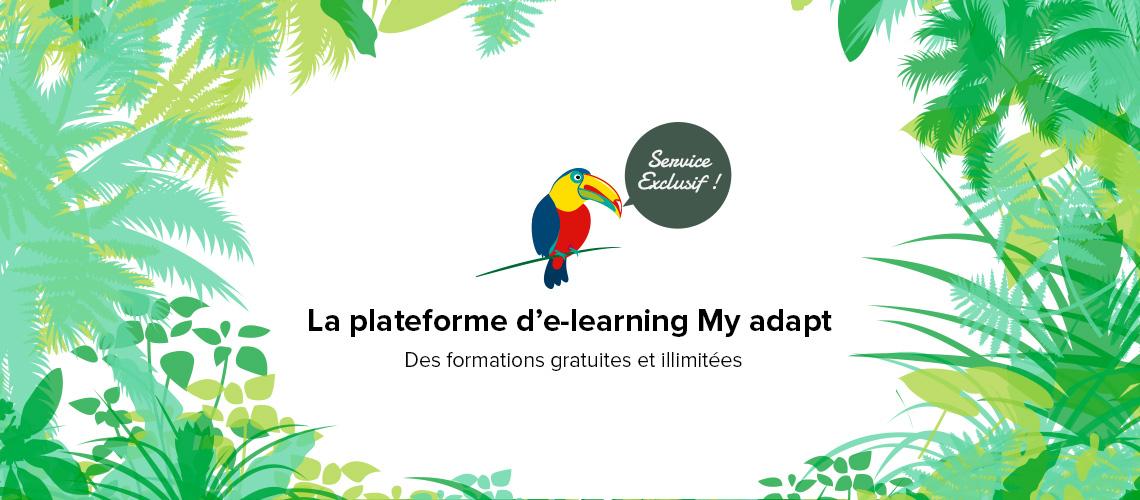 plateforme aide en ligne e-learning My adapt logiciel crm immobilier