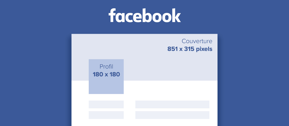 taille image facebook