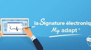 visuel signature électronique